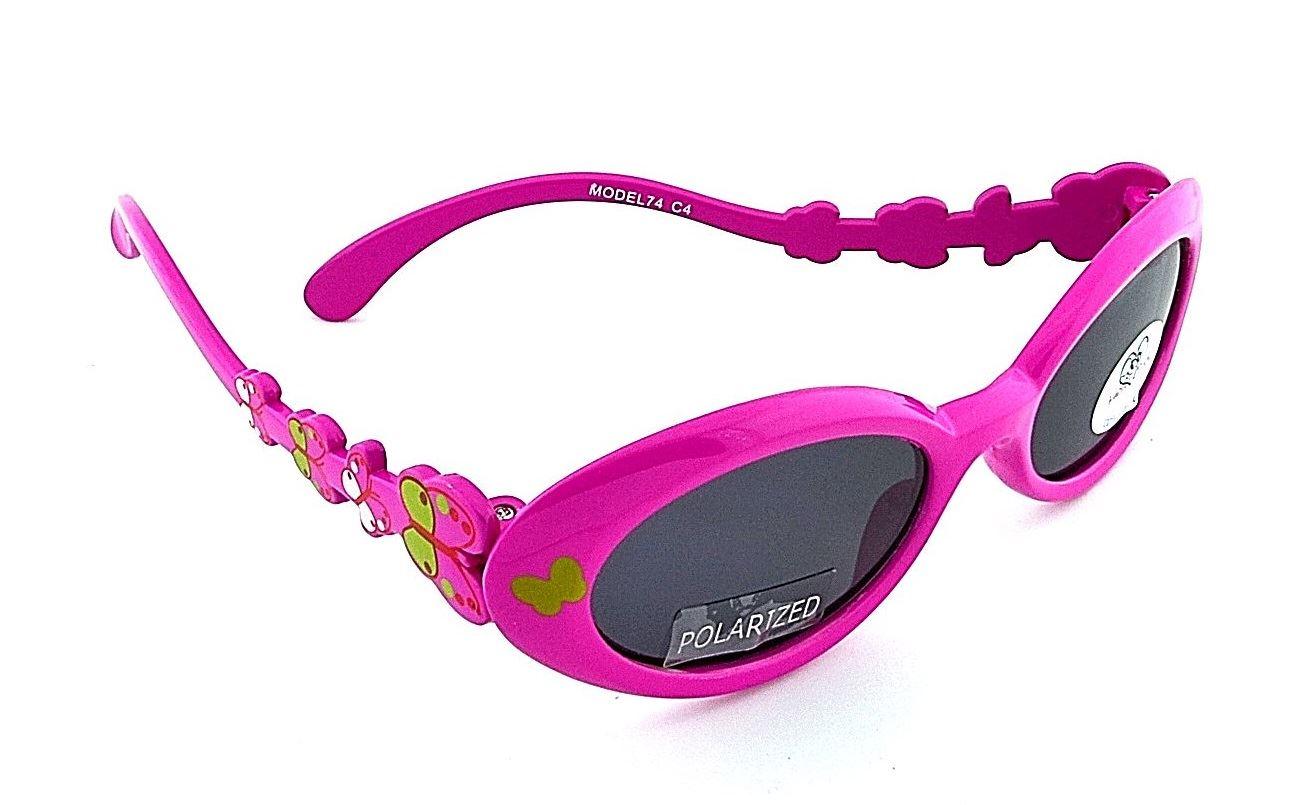 Çocuklarda Güneş Gözlüğü Kullanımı